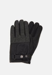 Pier One - Gloves - black/grey - 0