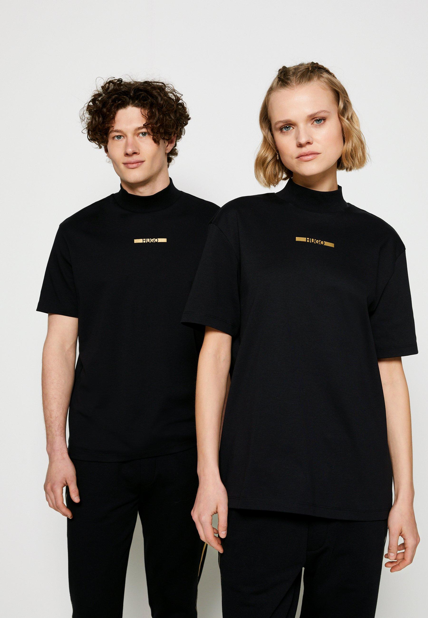 Herren DAKAYO METALLIC UNISEX - T-Shirt print