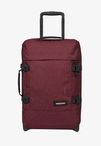 Eastpak - TRANVERZ  - Wheeled suitcase - red - 1