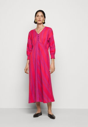 ALBA - Day dress - fuchsia