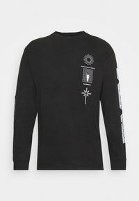 Primitive - ORIGINS TEE - Long sleeved top - black - 0