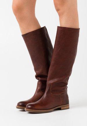Bottes - brown