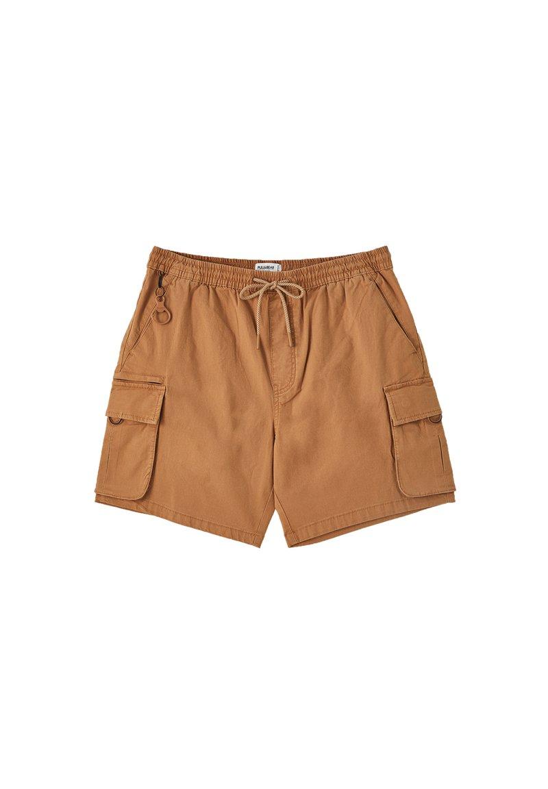 PULL&BEAR - Shorts - orange