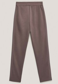 Massimo Dutti - Tracksuit bottoms - brown - 1