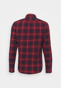 Lee - BUTTON DOWN - Skjorta - dark blue/red - 5