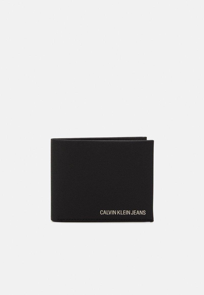 Calvin Klein Jeans - BILLFOLD COIN - Monedero - black