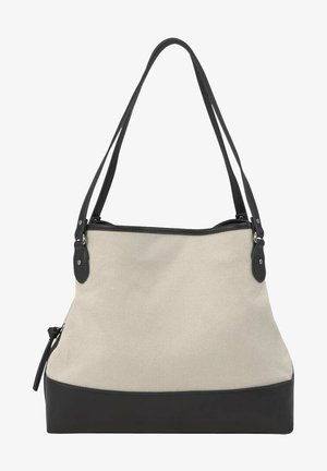 INES - Tote bag - mixed black
