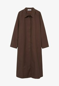 Mango - Classic coat - marron - 6