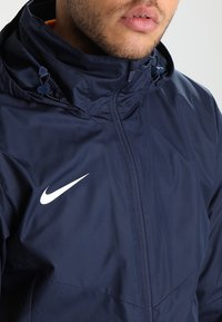 Nike Performance - ACADEMY18 - Waterproof jacket - obsidian/obsidian/white - 4