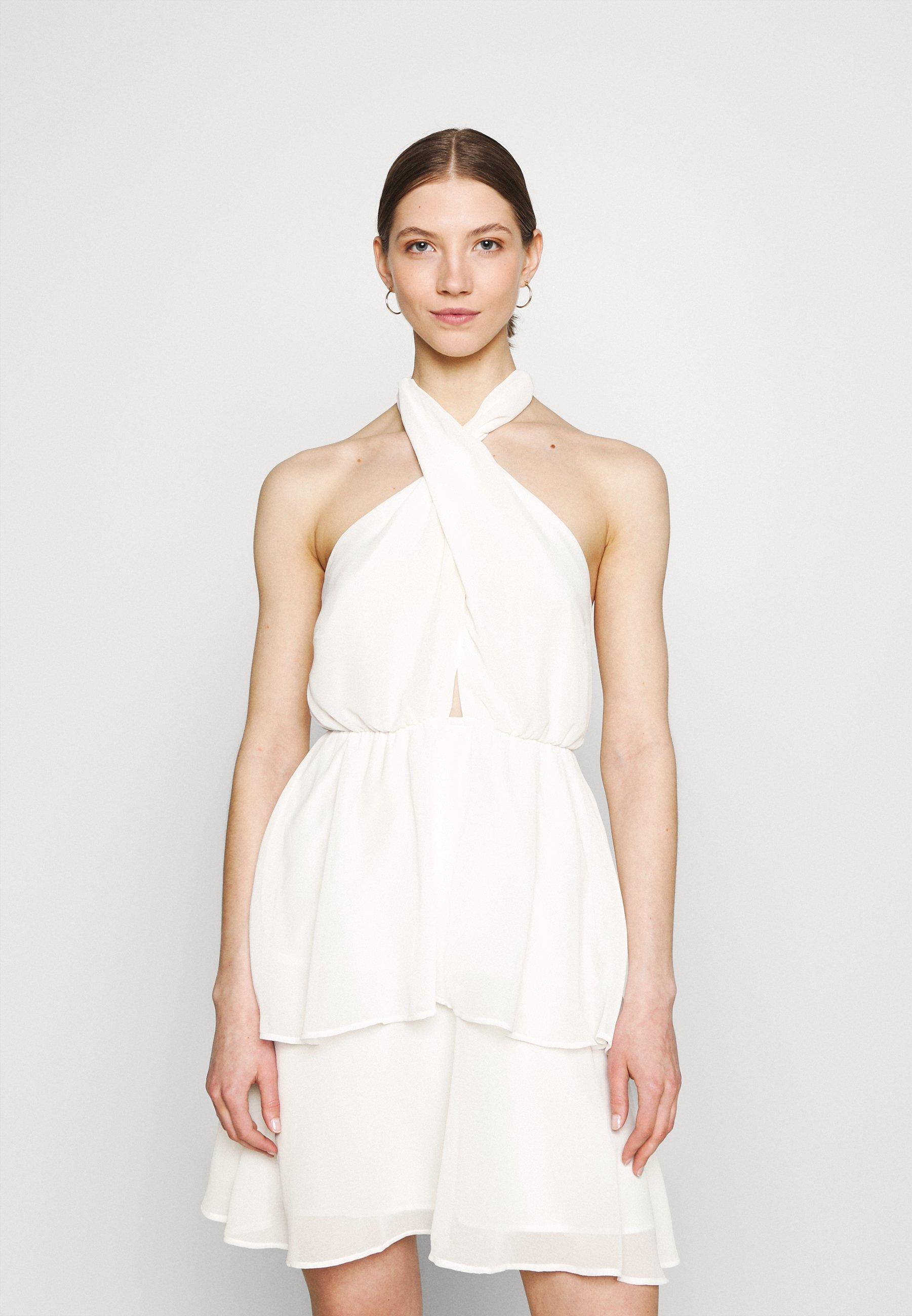 Women EXCLUSIVE MALVA HALTERNECK DRESS - Cocktail dress / Party dress