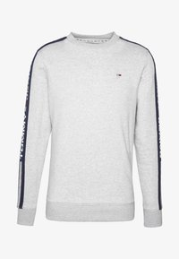 Tommy Jeans - BRANDED TAPE CREW - Mikina - grey - 3