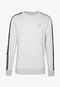 Tommy Jeans - BRANDED TAPE CREW - Sweatshirt - grey - 3