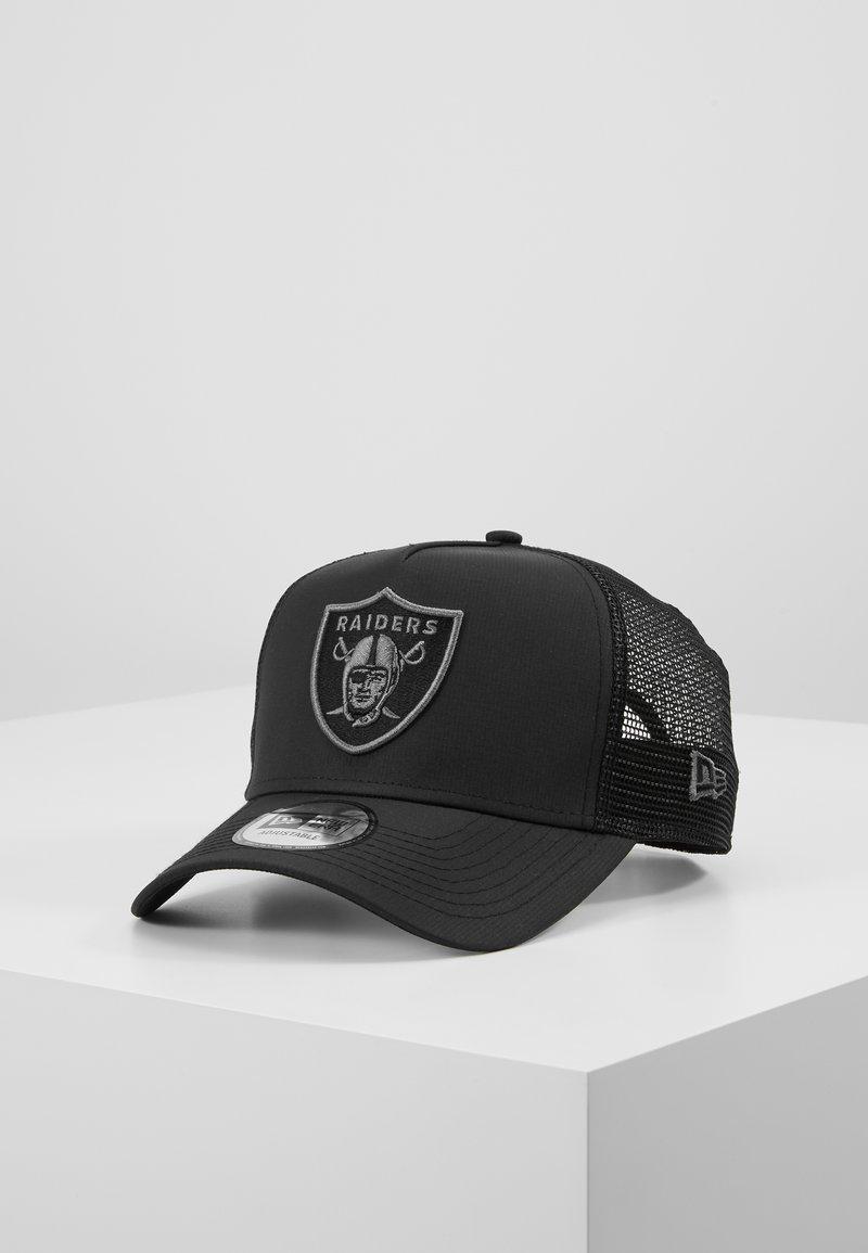 New Era - TONAL AFRAME TRUCKER - Cap - black