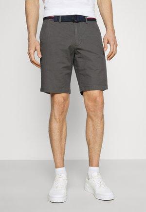 BROOKLYN LIGHT - Shorts - dark ash