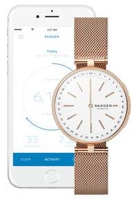 Skagen Connected - SIGNATUR - Smartwatch - rose gold-coloured - 4