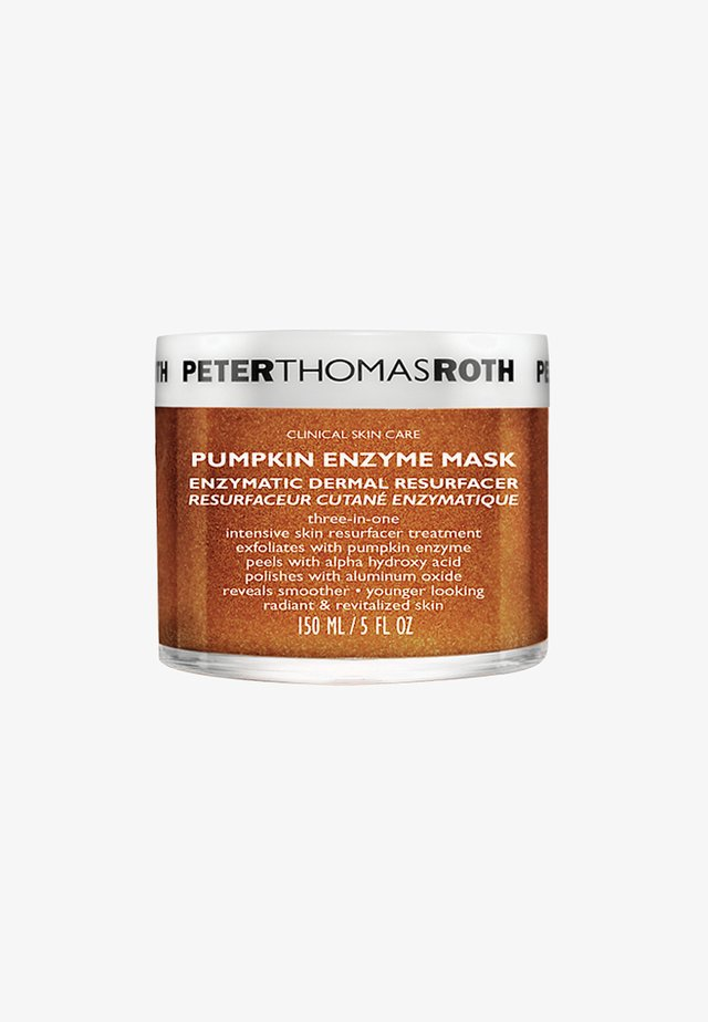 PUMPKIN ENZYME MASK 150ML - Face mask - neutral