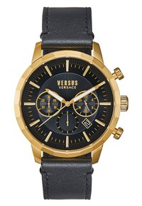 Versus Versace - EUGENE SET - Montre à aiguilles - gold-coloured/black - 5