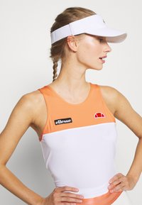 Ellesse - SAVVY - Sports shirt - white - 4