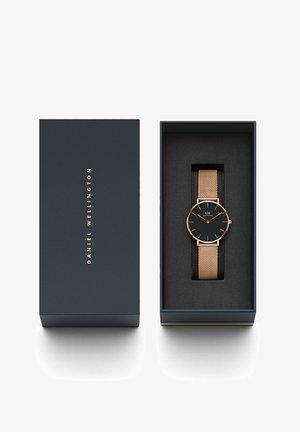 PETITE MELROSE 32MM - Watch - pink/black