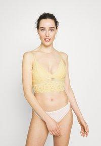 Gilly Hicks - Korzet - wax yellow - 1