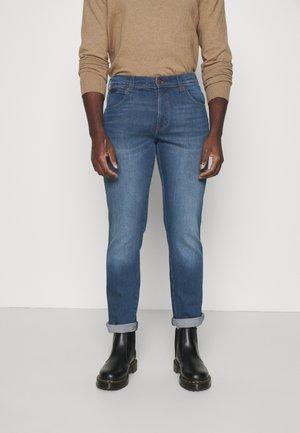 TEXAS - Jeans straight leg - vertigo blue