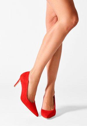 SCARLET RED - Klassieke pumps - red
