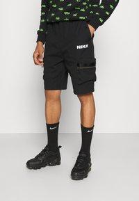 Nike Sportswear - CITY MADE - Shorts - black/black - 0