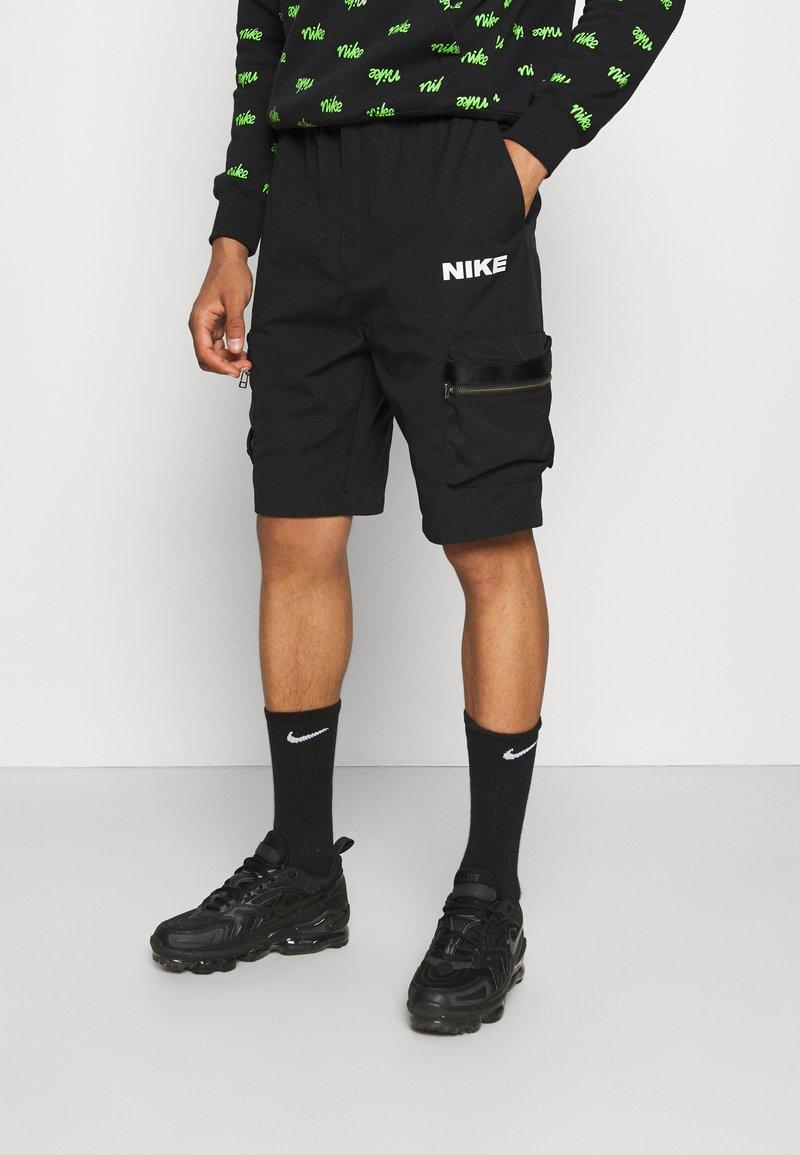 Nike Sportswear - CITY MADE - Shorts - black/black