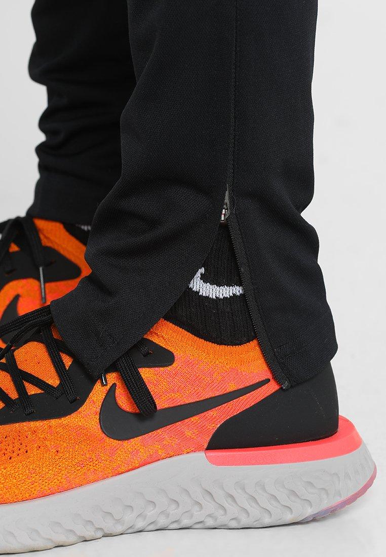 Nike Performance DRY ACADEMY SUIT - Survêtement - black/ember glow