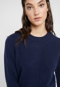 J.CREW - SUPERSOFT CREW OUT EXCLUSIVE - Jumper - navy - 4