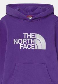 The North Face - DREW PEAK HOODIE - Luvtröja - peak purple - 2