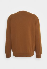 WAWWA - UNISEX OVERGROWN - Sweatshirt - bark brown - 1