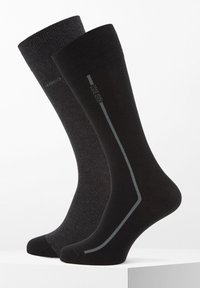 BOSS - 2P RS - Chaussettes - anthracite - 1