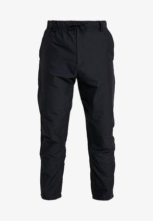 FLEX PANT NOVELTY - Pantalon classique - black