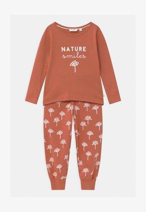 PURE MINI  - Pyjama set - terra