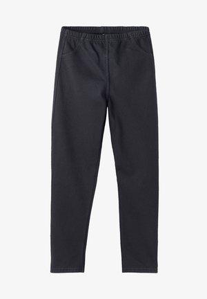 Leggings - Trousers - vinaccia mel.