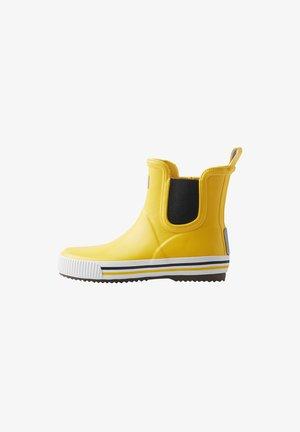 ANKLES - Kumisaappaat - yellow