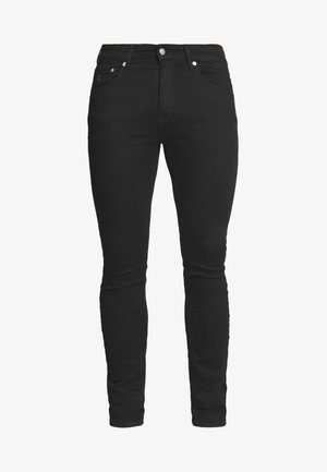 SUPER SKINNY - Jeans Skinny Fit - black