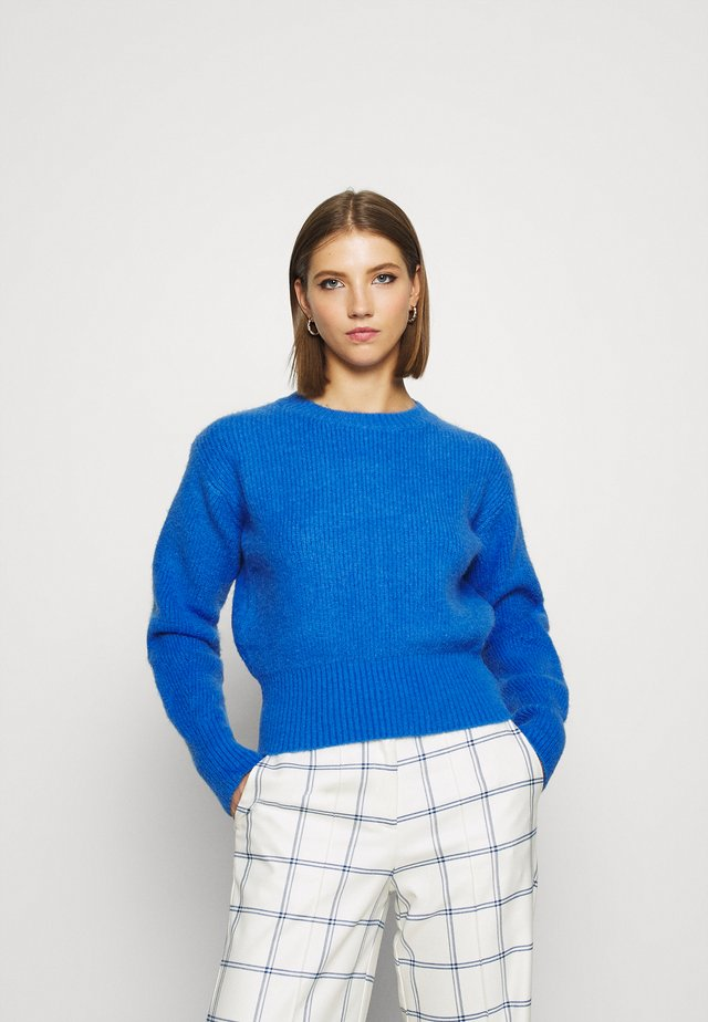 YOUNG LADIES - Jumper - electric blue