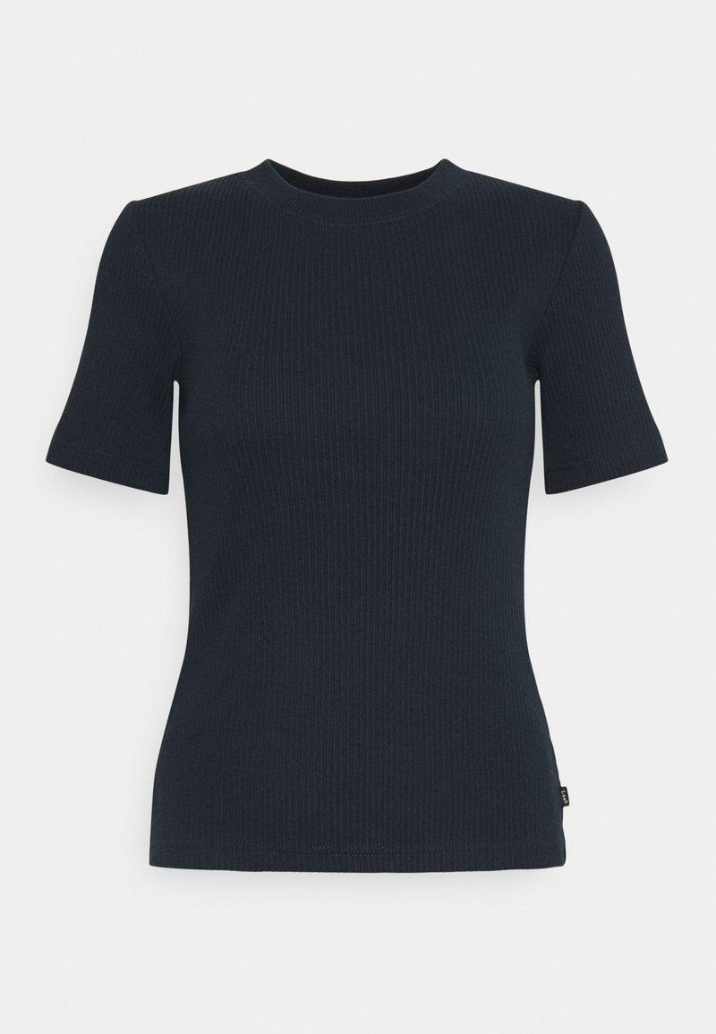 Lee - RIBBED TEE - Print T-shirt - sky captain