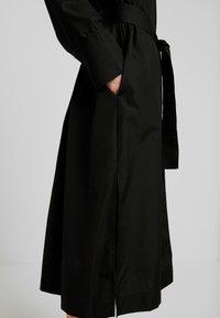 Samsøe Samsøe - LENEA DRESS  - Shirt dress - black - 6