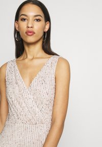 Lace & Beads - MOSCHINA  - Occasion wear - nude - 4