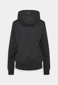Ragwear - JOTTY - Lett jakke - black - 1