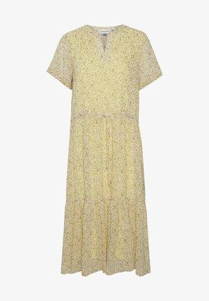 Day dress - afterglow print