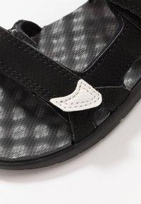 Timberland - PERKINS ROW 2-STRAP - Sandals - black - 2