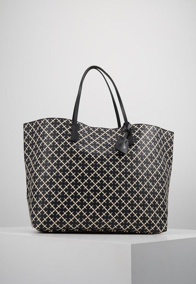 ABI TOTE - Shopping bags - black
