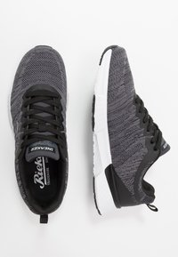 Rieker - Sneakers - grau/schwarz - 1