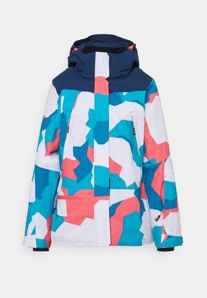 CALERA - Lyžařská bunda - turquoise