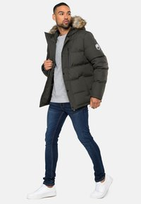 Threadbare - Winter jacket - khaki - 1