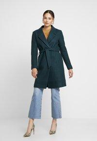 ONLY - ONLREGINA COAT - Płaszcz wełniany /Płaszcz klasyczny - ponderosa pine - 1